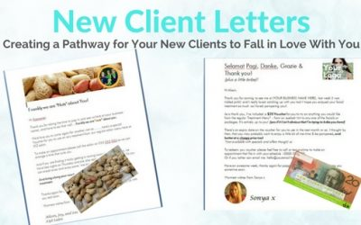 New Client Letters